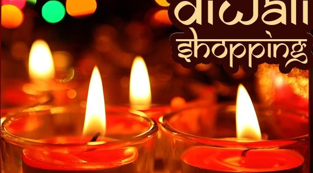 Dewali Shopping in Delhi