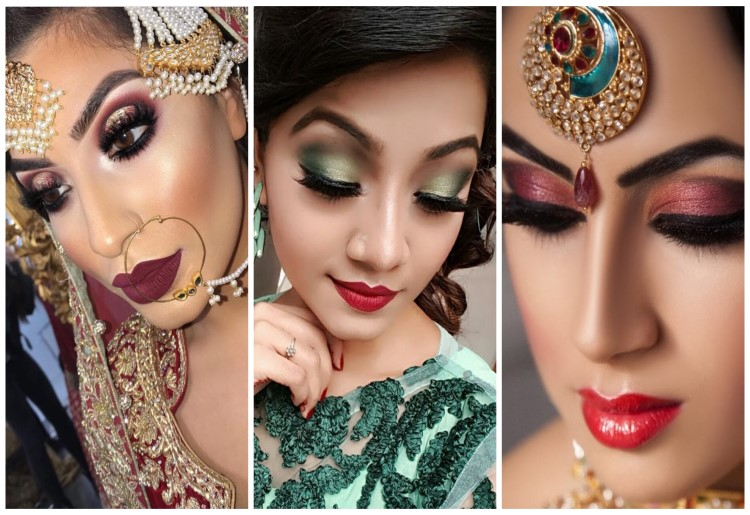 Top 3 Make-up Trends in Wedding Season